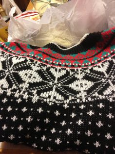 UGLY CHRISTMAS SWEATER Tacky Gaudy Holiday Clothing by BargainBitz, $15.00