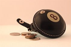 Leather Coin Purse by kasablanka on Etsy, $30.00