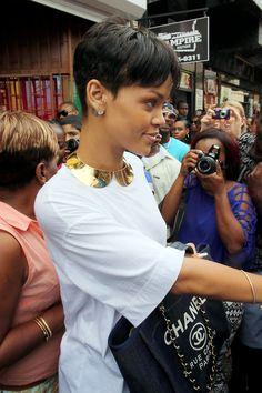 Rihanna przygladzone