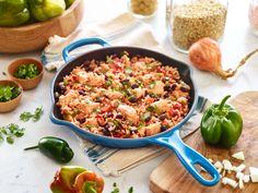 One-Skillet Savory Ranch Chicken Recipe   Hidden Valley®
