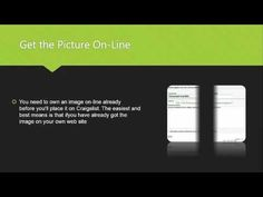 Hi there, Thanks for watching the video.the how to post pictures on craigslist If you want to look at our expert review on the website, feel free to visit: h...