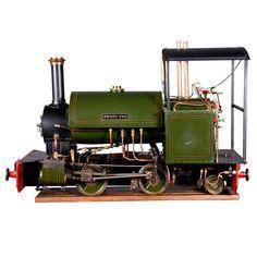 Hornby Train Set Artesanal Caja Casa De Muñecas