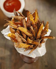 Sweet Potato Fries #healthyeating