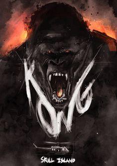 King Kong - Skull Island - bigcookben14 ----