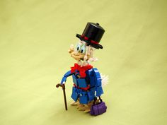 """""""Scrooge McDuck"""" by VSefrem: Pimped from Flickr"""