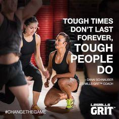 Tough times don't last forever #GRIT