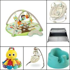 schue love: Baby Registry Essentials