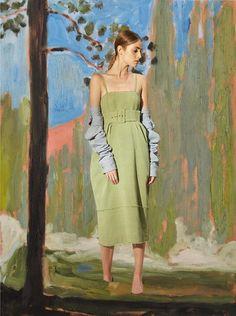 Rosie Assoulin / GREGG LAANANEN, Sunny Day Chewuch