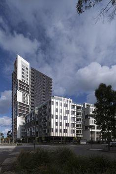 VSQ2- Sydney, Australia- Tony Caro Architecture