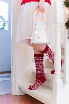 Christmas, red and white     .. X ღɱɧღ   