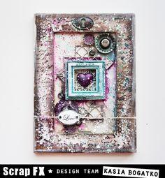 Love Frame - for Scrap FX