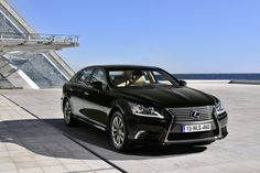 2013 Lexus LS 460 EU Version