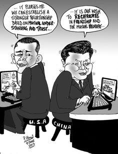 Business Cartoon June 8, 2013