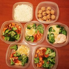 Shout out to @ianna_joy for inspiring me to start meal prepping and helping me prep this week. No matter if your goals are aesthetics or performance you should be meal prepping. No more BS excuses on why you can't fuel yourself with the proper nutrition. Your body will thank you and your GAINS will especially thank you! #OneStrength #gains #Strength #Determination #fitness #fit #fitfam #health #mealprep #mealprepsunday #discipline #food #foodporn by onestrength_fitness