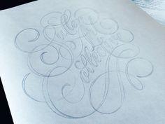 Sullen Sketch by Ryan Hamrick