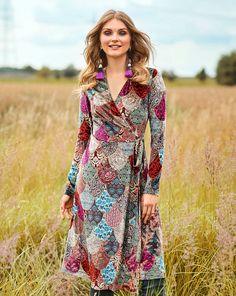 4601280e0857 Wickelkleid 11 2018  109   Mode zum Selbernähen im burda style Onlineshop.