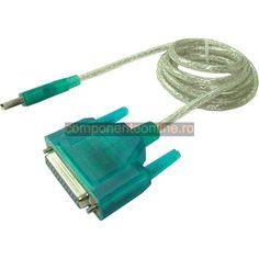 Convertor USB-paralel, DB25 mama - 114713 Garden Hose, Multimedia, Ipod, Usb, Ipods