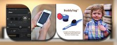 Buddy Tag™ alerts you when your child is out of your proximity, and its Personal ID helps your lost child reunite with you.
