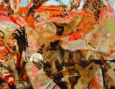 Sydney Art Galleries and Art Community Abstract Landscape, Landscape Paintings, Abstract Art, Landscapes, Australian Painters, Australian Artists, Different Art Styles, Watercolor Sunflower, Community Art