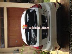 Jual Ford Fiesta 2012 At Putih Mobil