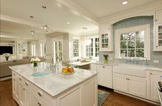 lots of views of this kitchen