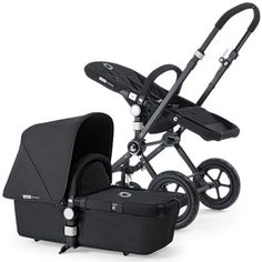 cd6d5fa0520 Bugaboo Cameleon Limited Edition All Black