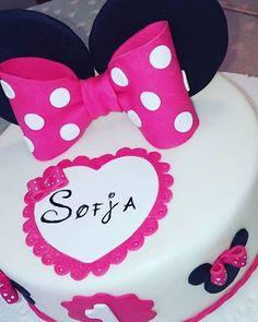 Katty's cakes - Le torte di Katty : Minnie Cake - torta Minnie
