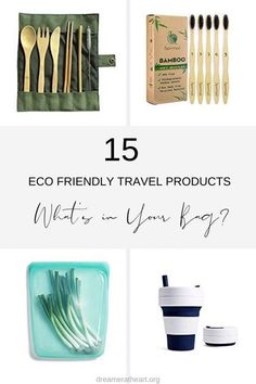 15 Eco Friendly Travel Products What S In Your Bag Eco