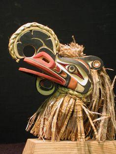 crooked beak of heaven mask | Crooked Beak Aubrey Johnson