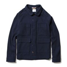 Wool Chore Jacket