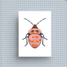 Fine Stationery, You Are Awesome, A4, Paper Art, Bugs, Digital Prints, Recycling, Posters, Illustrations