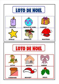 Noël - La classe de Petite Section de MC
