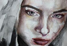 #art #artwork #sketch #face #portrait #lips #redlips #watercolor #watercolorpainting #painting #brushes #originalart #print #forprint #society6 #printing #blonde #girl #живопись #акварель #портрет #блондинка #эскиз #принт #лицо #