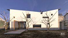 MMINIMA HOUSE by M|V TALLER DE ARQUITECTURA
