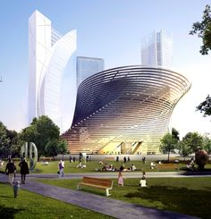Museum Of Contemporary Art. Milan