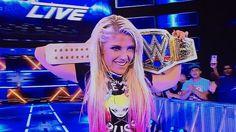 Alexa Bliss Is The New WWE SmackDown Women's Champion