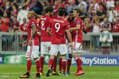 Munich, Germany , UEFA Champions League - 2016/17 Season, Group D - Matchday 1…