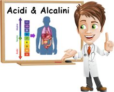Alimenti acidi e alcalini