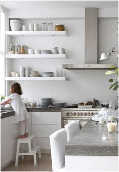 My First Little Place: Kitchen Styling