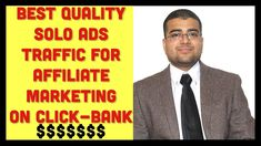 This video describes how to get best solo ads that converts.The importance of solo ads why solo advertisement gives hot traffic. Why Solo Ads are Better Than.