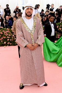 French Montana in Gucci