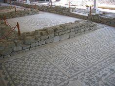 Risan - Roman mosaics