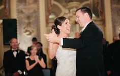 First Dance at Hotel Dupont Wedding - Wilmington, Delaware - Melissa  Joe by Reiner Photography