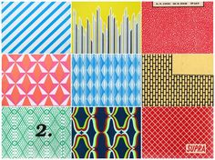 Notebook covers.