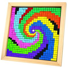 Mosaic Magna Patterns - Creativity Kits - MetKids - The Met Store  17.47