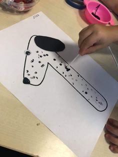 creative arts for year olds 3 Year Old Activities, Preschool Art Activities, Counting Activities, English Activities, Math For Kids, Crafts For Kids, Arts And Crafts, Paper Crafts, Math Numbers