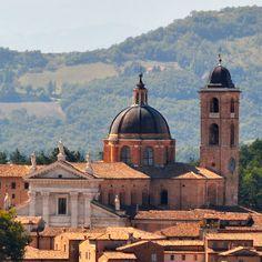 Urbino, Italy by stephenweaver