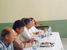 Reunión Consultiva e informativa ISSSTE y Sección 3 del SNTE en beneficio de los trabajadores de la educación, Vizcaíno BCS