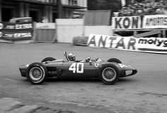 Wolfgang Von Trips monaco 1961 156 Ferrari