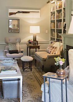 Awesome Before U0026 After: A Living Room Reborn. Oushak RugsSmart DesignBefore After Formal ... Awesome Ideas